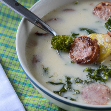 The BEST Olive Garden Zuppa Toscana Recipe