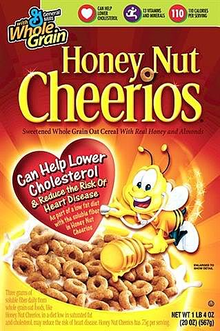 am wanting to get some Honey Nut Cheerios this week so here is a ...