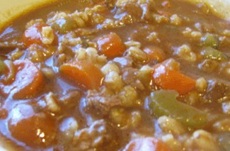 Slow Cooker Beef Barley Stew