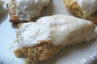 Recipe: Provolone Chicken