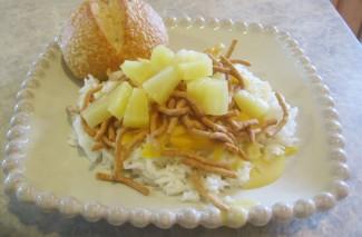 Frugal Food: Hawaiian Haystacks