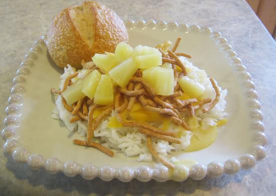 Homemade Hawaiian Haystacks Recipes — Dishmaps