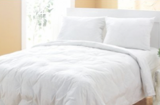{Sold Out} Hot! Full/Queen Down Comforter Set $23 shipped!