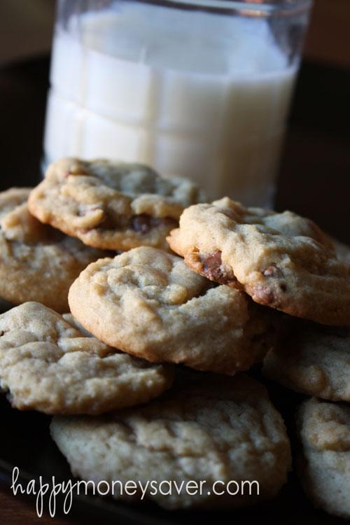 Large Batch Chocolate Chip Cookies Happy Money Saver