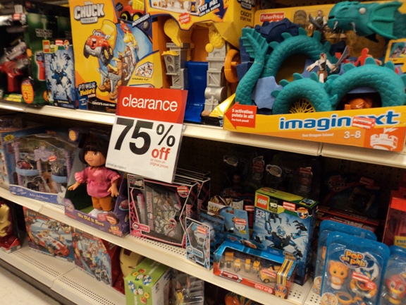 Toys From Target : Target toy clearance at off happy money saver