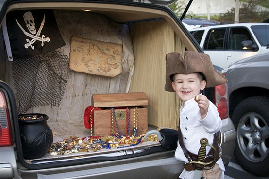 have any other cool trunk or treat ideas you would like to share please do