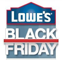 Lowes Black Friday Deals. Prices are valid only during Black Friday Sale.