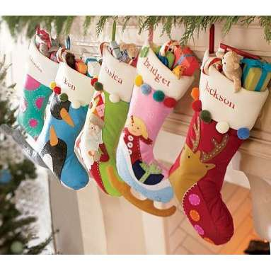 one of the best parts about christmas morning is the stockings in my opinion i remember as a child going down and finding all kinds of treasures in mine