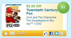 New movie coupons walmart scenario happy money saver alvin and the chipmunks 2 the squeakquel blu ray dvd 1996 use 300 off alvin and the chipmunks the squeakquel on blu ray dvd total 1696 solutioingenieria Image collections