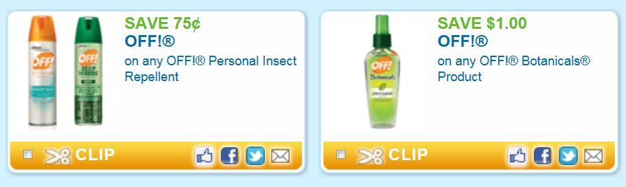 Off Bug Repellent