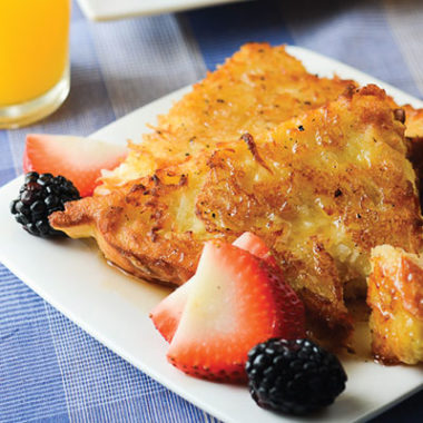 Coconut French Toast Recipe – Delish!