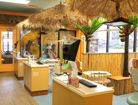 Tri cities dentistry for kids best dentist office for for Best home office in the world
