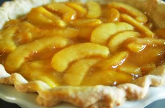 World's BEST Fresh Peach Pie Recipe