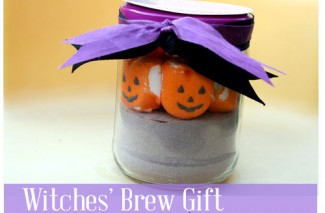 Happy thoughts: Witches' Brew