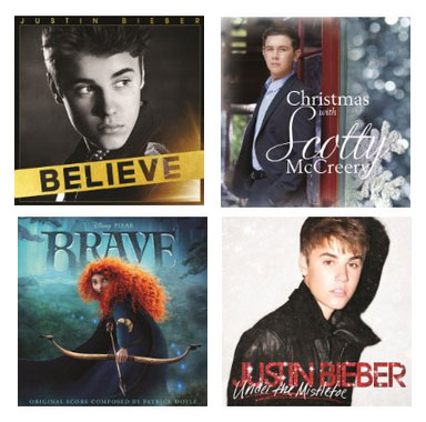 there is a hot mp3 downloads sale over at amazon that will end 121 whole album downloads for just 399 each there are lot of great albums in there so - Justin Bieber Christmas Album