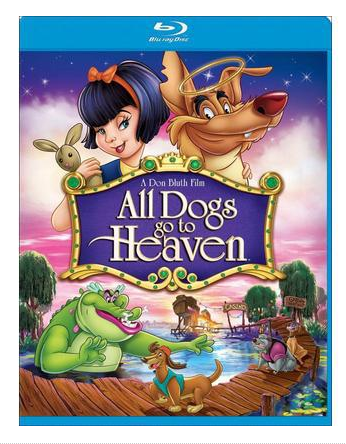 New $3.00 off All Dogs Go To Heaven on Blu-Ray Coupon - Happy ...
