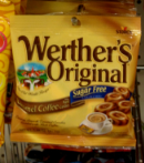 Update* New $1/2 Werther's Original Sugar Free Candy = $0.50 at Dollar Tree!!
