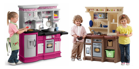 Want to get your little cooks a play kitchen for Christmas? Well right now  at Walmart.com you can get