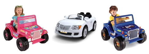 Walmart Powered Jeep Ride-Ons just $88 shipped (Great Christmas gift