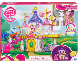 Like Hy Money Saver On Facebook To Be Updated Tons Of Other Hot Deals Right Now Has This My Little Pony Royal Wedding Castle Playset