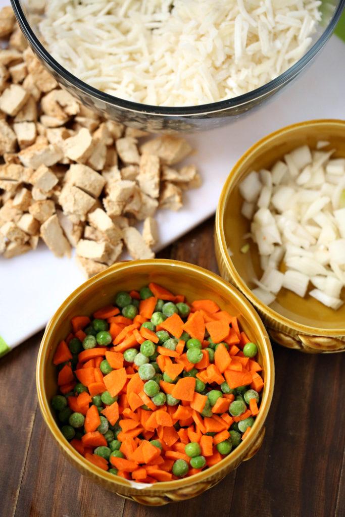 Homemade Chicken Pot Pie Freezer Meal | Happy Money Saver