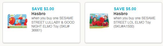 Hasbro Elmo