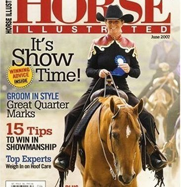 Horse Illustrated Magazine only $4.29/yr (today 2/8)