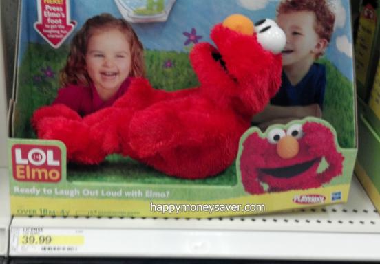 LOL Elmo