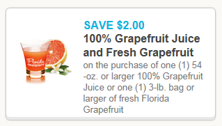 Ocean Spray Grapefruit