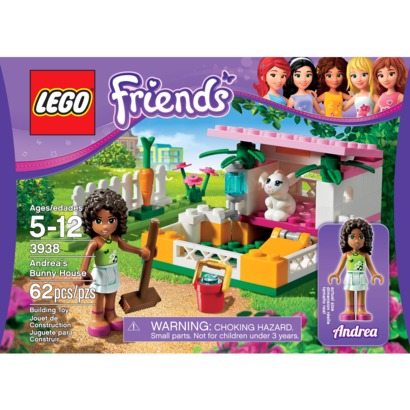 Lego friends bunny house 800 shipped great for easter basket lego friends bunny house negle Choice Image