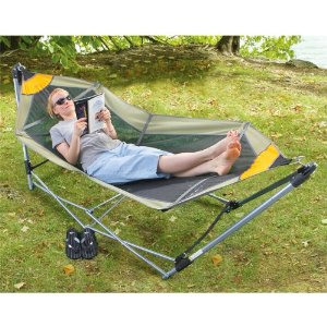 Portable-Folding-Hammock