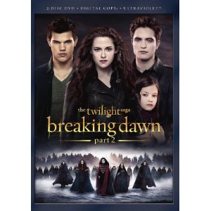 Twilight Breaking Dawn Part 2 released on March 2nd – Here are Best Prices