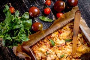 Homemade Easy Lasagna Freezer Meal