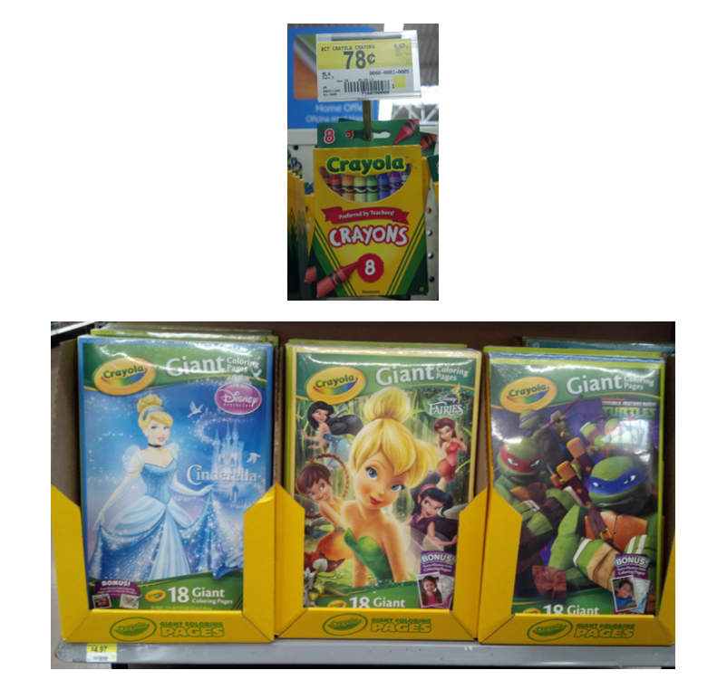 Crayola Coupons Free Crayons When You Buy Crayola Giant Coloring