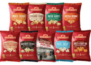 New $0.55/1 Bag of Indiana Popcorn Coupon!