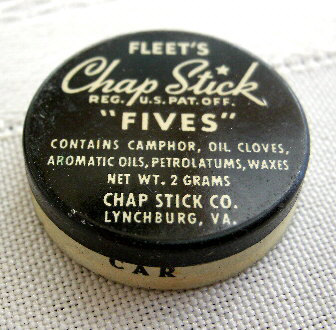 chapstick-vintage