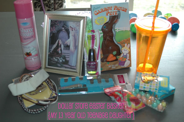 4 easter basket ideas on a dollar store budget