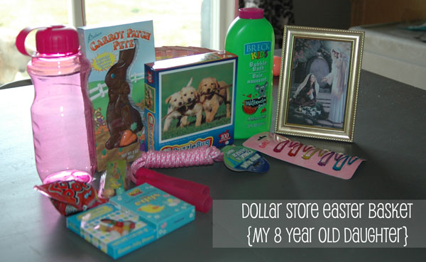 4 easter basket ideas on a dollar store budget easterp9 negle Image collections