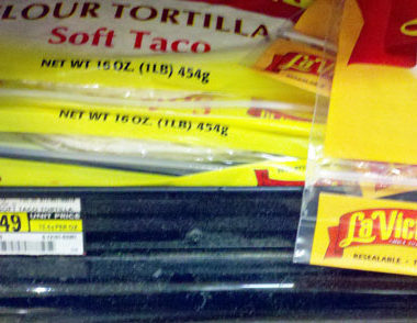 Albertsons $0.49 La Victoria Tortillas (Starting Sunday)