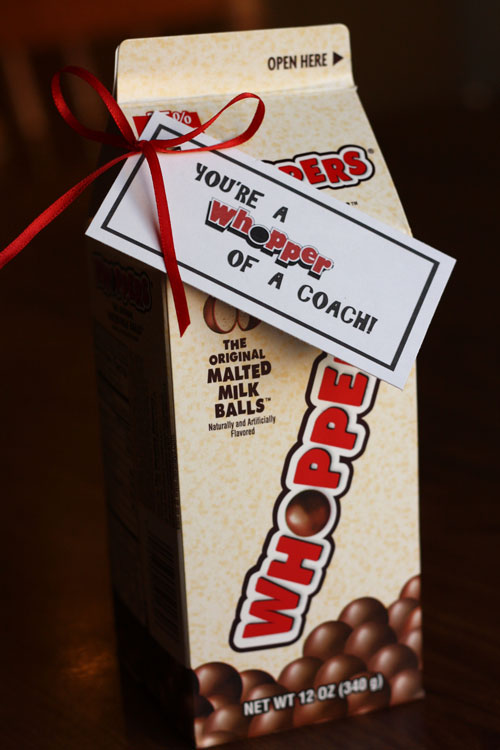 homemade gag gifts for coworkers | just b.CAUSE