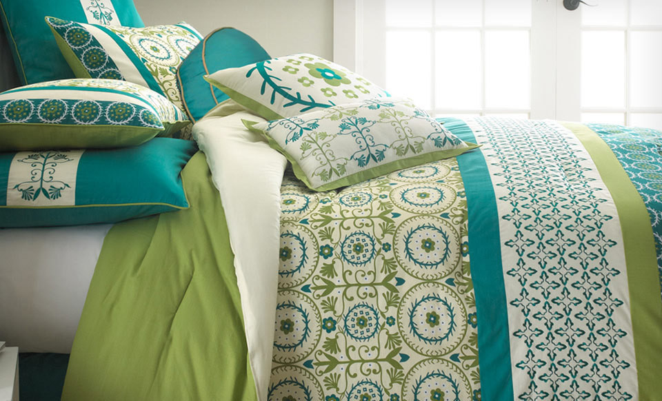 Vintage bedset