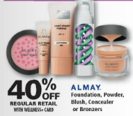 *HOT* $5/2 Almay Coupon Reset | Makeup Remover only $0.75 at Rite Aid!!