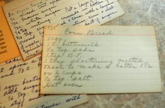 The Old Recipe Box