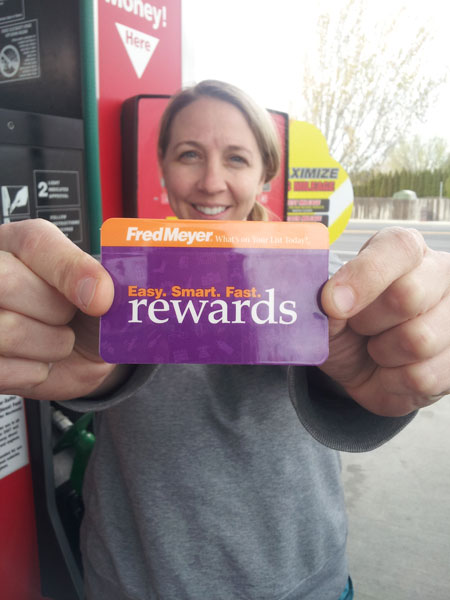 How to Use Fred Meyer Rewards