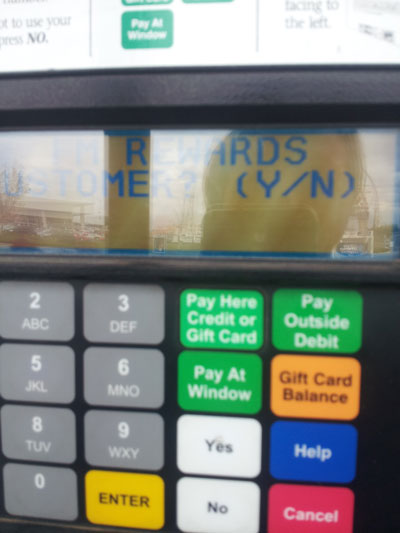 how to use fred meyer rewards get up to 100 off per gallon - How To Use Shell Fuel Rewards Card