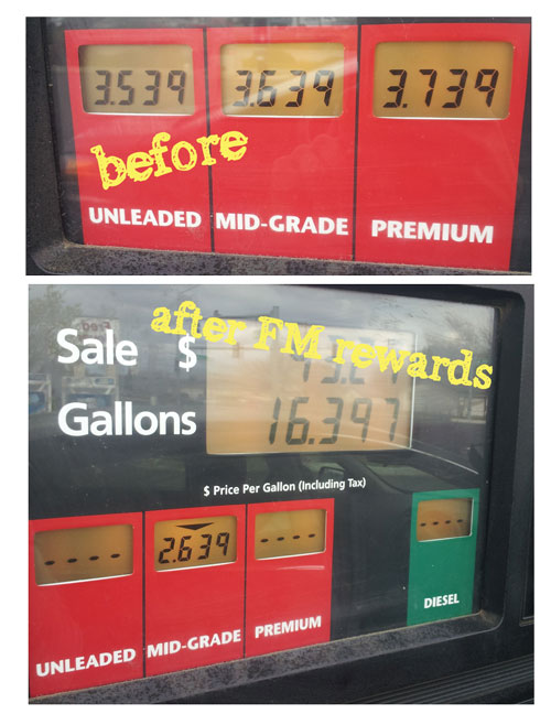 How to Use Fred Meyer Gas Rewards