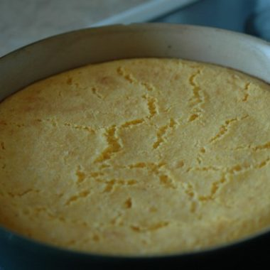 The Old Recipe Box: 1935 Cornbread