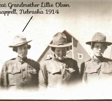 Happy Memorial Day – Remembering my Great Grandfather Elof Olson