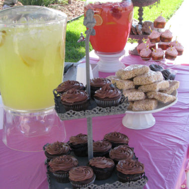 Lemonade Stand for Oklahoma {Happy Thoughts}
