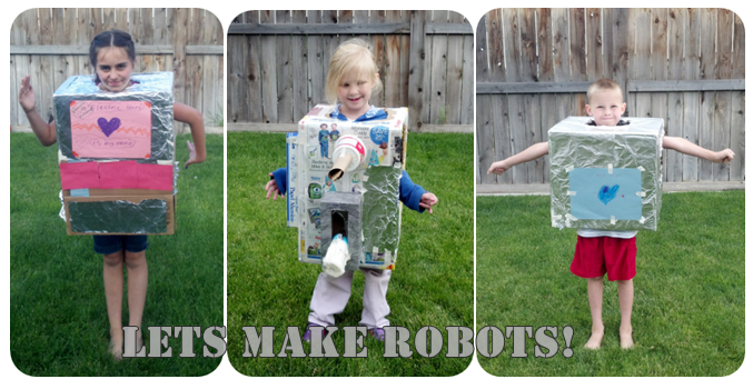 Summer Fun Activities on a Budget | Let's Make Robots!